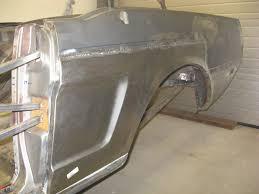 1965 mustang sheet metal restoration of a 1965 mustang january 2009