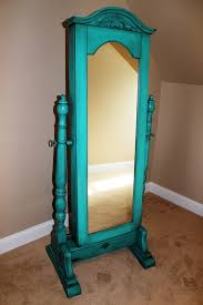 Painted Armoire Furniture Furniture Charming Over The Door Jewelry Armoire For Home