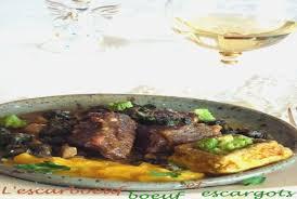 vin blanc pour cuisine quel vin blanc pour cuisiner lovely escarboeuf charolais au vin