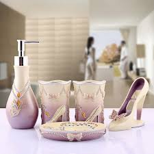 Lavender Bathroom Accessories by High Quality Resin Bathroom Sets Buy Cheap Resin Bathroom Sets