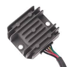 4 pin 4 wire rectifier voltage regulator for 50cc 250cc atv
