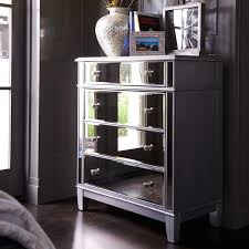 Pier 1 Imports Mirrored Chest by Hayworth Mirrored Silver Chest Pier 1 Imports