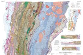 Vt Map State Geologists April 2012