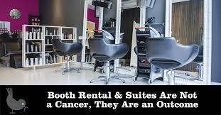Booth Rental Booth Rental U0026 Suites Are Not A Cancer They Are An Outcome