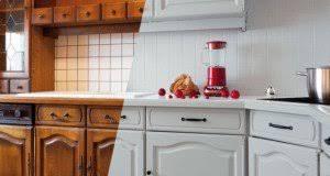 refaire sa cuisine rustique en moderne relooker une cuisine rustique en moderne maison design bahbe com