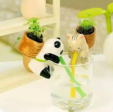 Indoor Plant For Office Desk Aliexpress Com Buy Flower Pots Planters Small Animal Mini