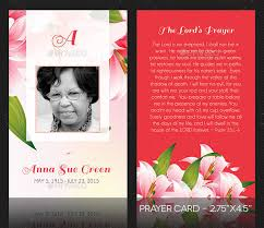 funeral stationary 13 funeral stationery templates psd ai vector format