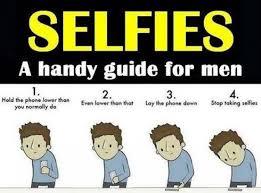 Meme Guide - selfies a handy guide for men
