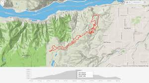 Mt Hood Trail Map The Hood Report Post Canyon Begs You To Get Lost Singletracks