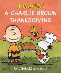 a brown thanksgiving by charles m schulz