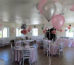 pink and gray baby shower cool weddings and other parties