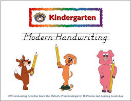reading curriculum for kindergarten kindergarten phonics and reading mcruffy press