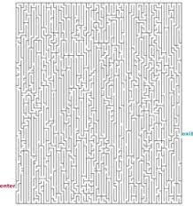 printable hard maze games pandora s tower games pinterest