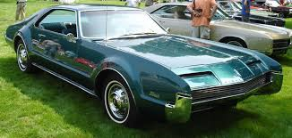 oldsmobile which decade had the coolest cars oldsmobile toronado cars and