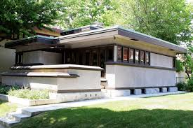 Frank Lloyd Wright Style House Plans Arthur L Richards American System Built Home Model B1 1916