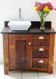 Rustic Bathroom Vanity by Having An Elegant And Nice Rustic Bathroom Vanities Hometutu Com