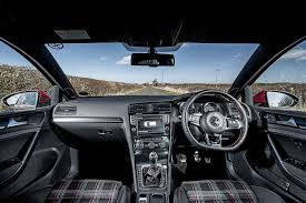 white volkswagen gti interior vw golf gti 2015 long term test review of mk7 gti by car magazine