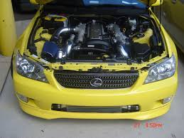 yellow lexus is 1jzgte swap intercooler and is300 wiring questions page 2