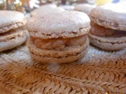 diary of a mad hausfrau macaron mondays lebkuchen macarons with