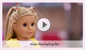 hairstyles easy to maintain medium to short doll hair care play at american girl