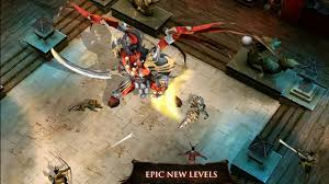 game mod apk hd xperia game arena arc s pro dungeon hunter 4 hd no root offline