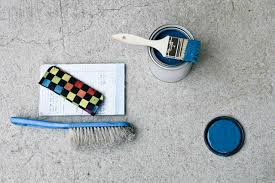 home concrete painting how to paint concrete houselogic