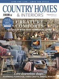 country homes and interiors country homes interiors february 2017