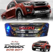 isuzu dmax 2015 for all new isuzu d max dmax 2015 2017 front grille grill gold