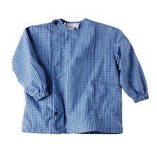 tablier bleu marine tablier d u0027école clovis blouse d u0027écolier pour garçon le tablier