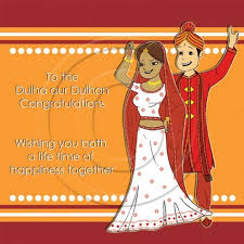 indian wedding invitations chicago indian wedding congratulations cards looking for designer indian
