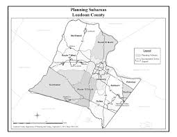 Map Of Loudoun County Loudoun County Va Official Website Approved Residential Projects