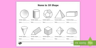 3d shapes year 5 6 australian maths resources page 2
