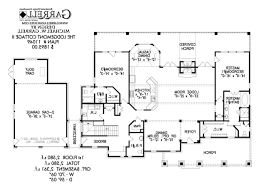 Log Cabin Blueprints Modern Log Cabin Floor Plans