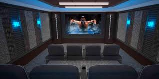 home theater interior room design ideas movie white house rooms