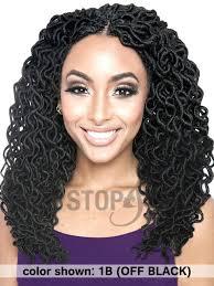 crochet hairstyles human hair mane concept afri naptural curled faux locs crochet braid 18 inches