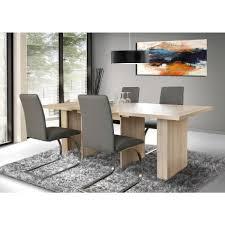 Table Avec Rallonge Pas Cher by Table Bois Et Verre Avec Allonge Une Table à Rallonge Ce Quil