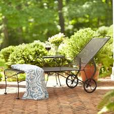 Wrought Iron Chaise Lounge Outdoor Patio Furniture Wrought Iron Chaise Lounge Chairs Pictures