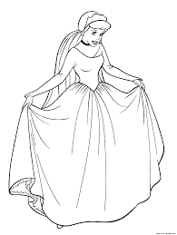 princess disney cinderella for kids8d43 coloring pages printable