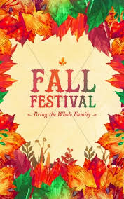 harvest fall church bulletin covers