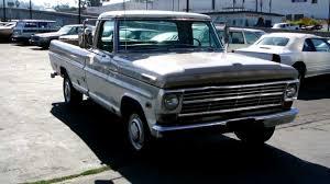 Vintage Ford Truck Mirrors - 1968 ford f 250 camper special f250 f350 custom cab pickup truck