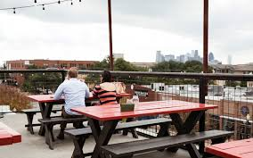 thanksgiving in dallas the best rooftop bars in dallas travel leisure