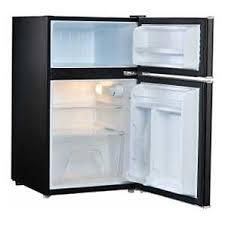 under cabinet fridge and freezer montpellier mab2030k black retro style under counter fridge freeze