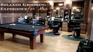 Pool Table Boardroom Table Relaxed Grooming Experience At The Boardroom