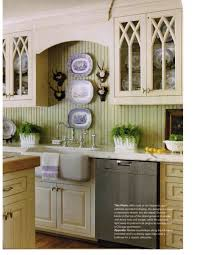 kitchen beadboard backsplash attractive rustic country kitchen decor gas stove cabinets black