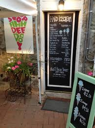 The Canopy Ellicott City by 2 Dudes Who Love Food Scoop Ahh Dee Doo Ice Cream Historic