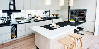 l shaped kitchen with island layout l shaped kitchen layout kinsman kitchens