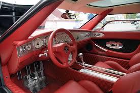 Spyker C8 Aileron Interior Spyker C8 2000 2014