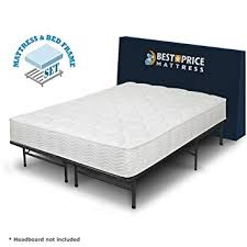 Platform Bed With Mattress Included Best Price Mattress 8 Inch Tight Top Icoil