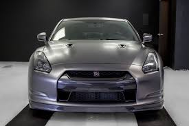 nissan black black lights on satin dark gray nissan gtr flyryde