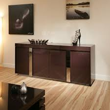 Black Contemporary Sideboard Sideboards Interesting Modern Dining Buffet Cabinet Cool Modern